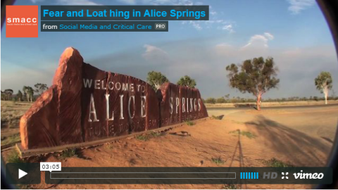 Fear and Loathing in Alice Springs