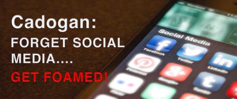 MIKE CADOGAN: FORGET SOCIAL MEDIA… GET #FOAMed