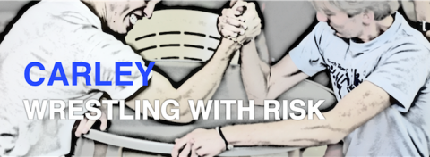 SIMON CARLEY:  WRESTLING WITH RISK