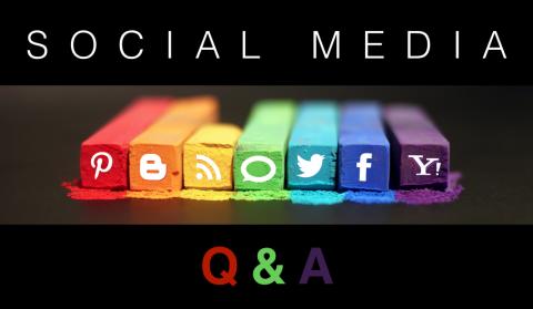 WEINGART, LEX, CARLEY, CADOGAN, LE CONG, FLOWER, NICKSON:  SOCIAL MEDIA Q&A