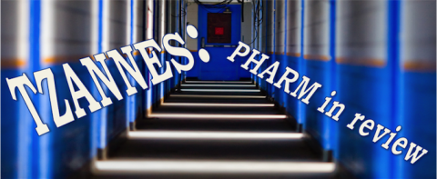 ALEX TZANNES on PHARM in REVIEW