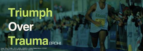 Brohi, Karim — Triumph over Trauma
