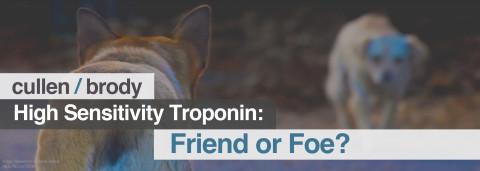 High Sensitivity Troponin: Friend or Foe?