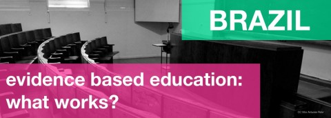 Brazil – Evidence-based Education: What Works?