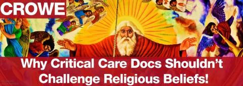 Religion and Critical Care