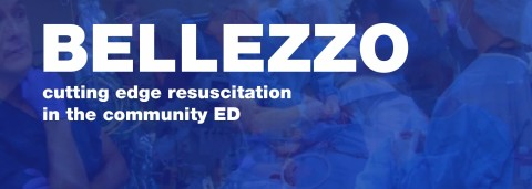 Cutting Edge Resuscitation in the Community ED by Bellezzo