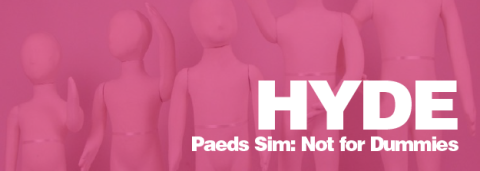 Paeds Sim: Not for Dummies – Phil Hyde