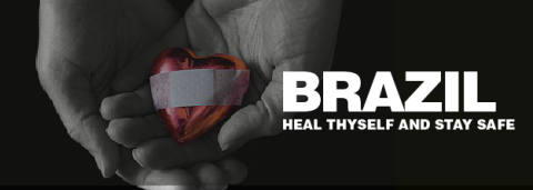 HEAL THYSELF AND STAY SAFE – Victoria Brazil