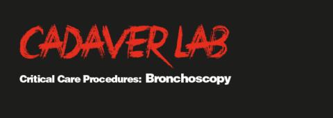 Critical Care Procedures: Bronchoscopy