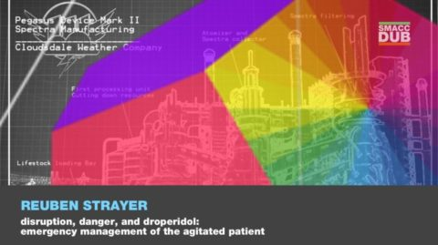 Disruption, Danger, and Droperidol: Emergency Management of the Agitated Patient