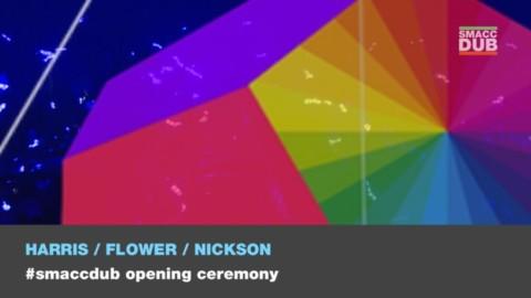 SMACCDUB Opening Ceremony