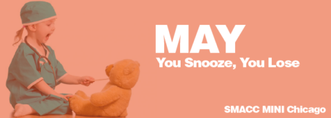 You Snooze, You Lose – Natalie May
