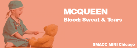 Blood: Sweat & Tears – Lisa McQueen