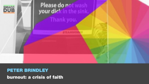 Burnout: A crisis of faith