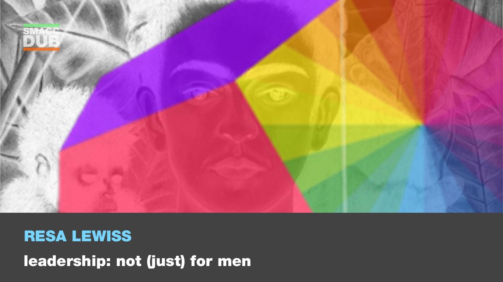 Leadership not just for men