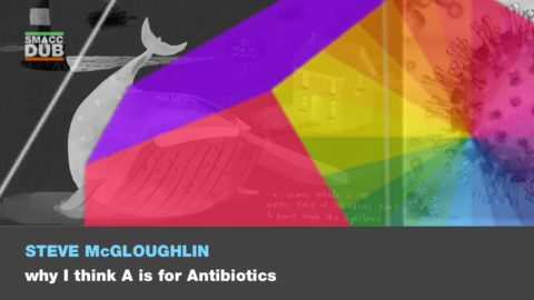 The ABC of ICU – The A is for antibiotics