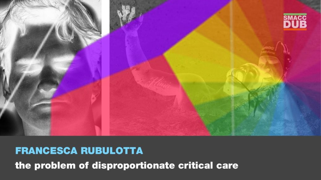 The problem of disproportionate critical care