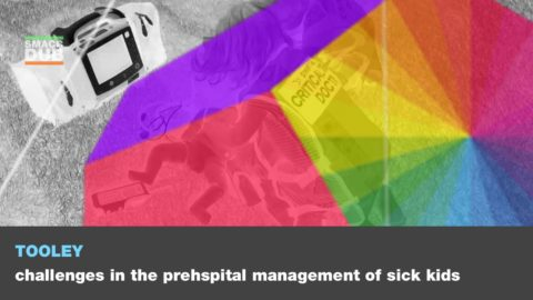 The challenges in the prehospital management of sick kids