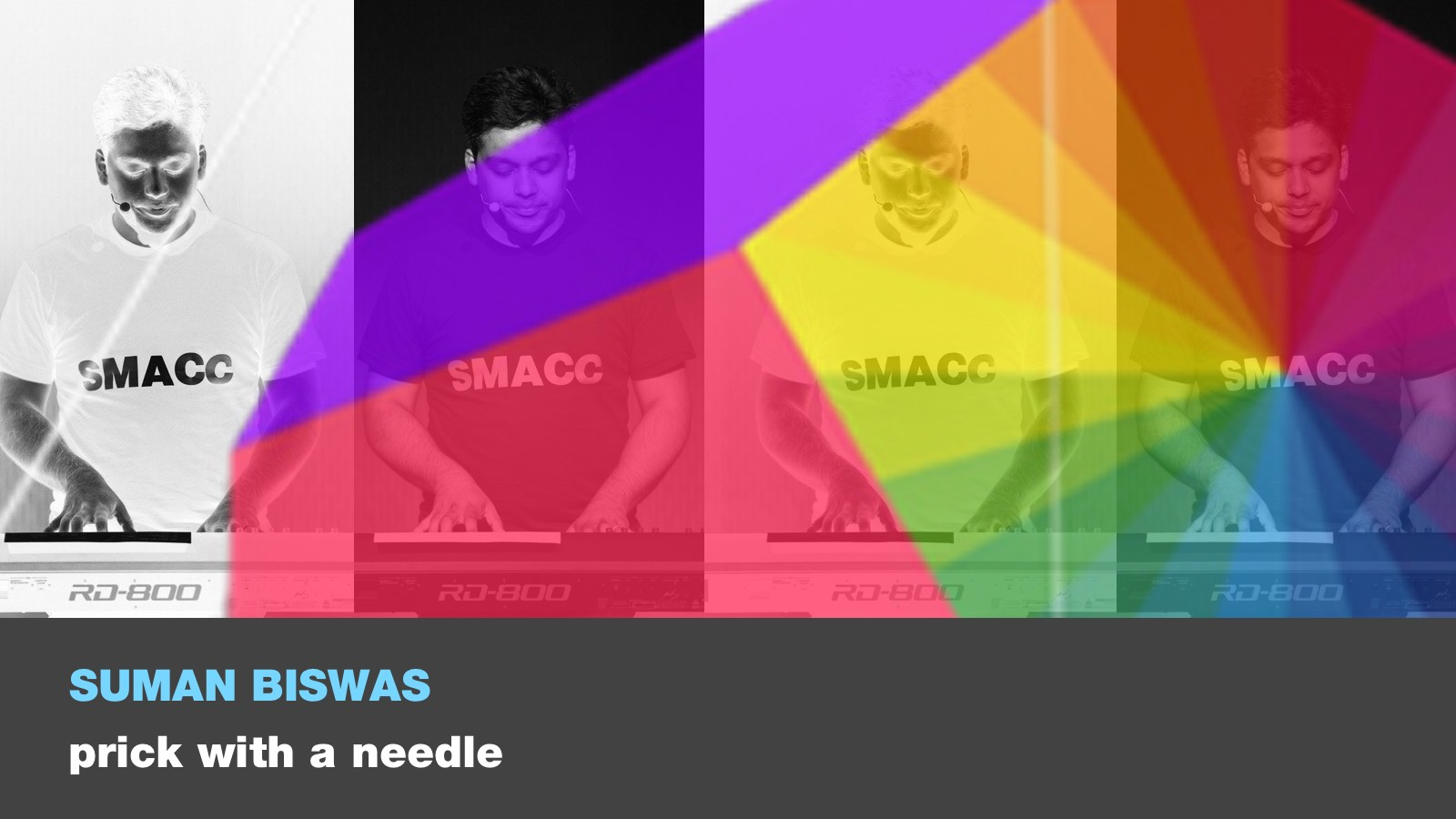 Suman Biswas - Prick with a needle