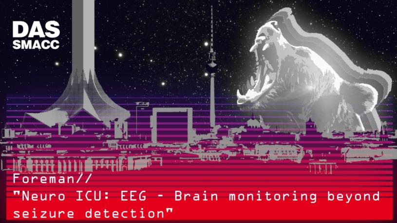 EEG: Brain monitoring beyond seizure detection