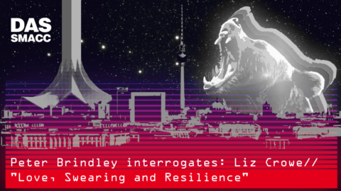 Peter Brindley interrogates: Liz Crowe: Love, Swearing and Resilience