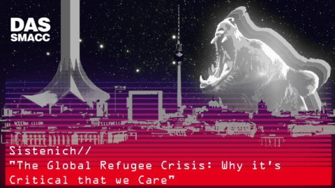 The Global Refugee Crisis: Why it's Critical that we Care by Vera Sistenich