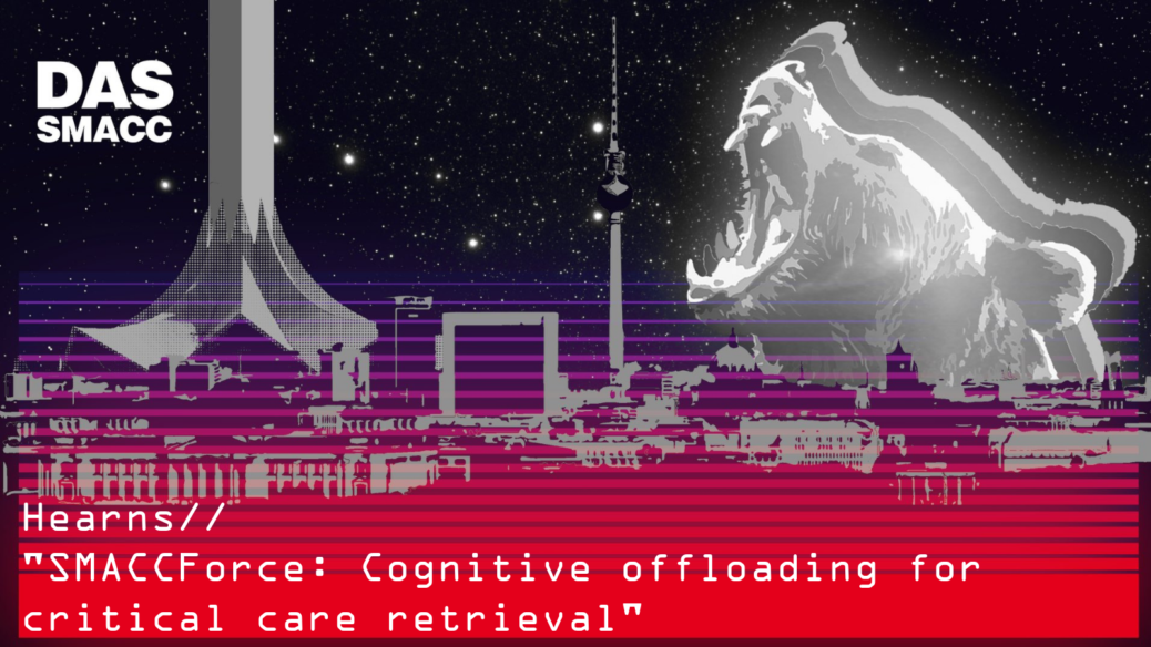 Cognitive offloading for critical care retrieval
