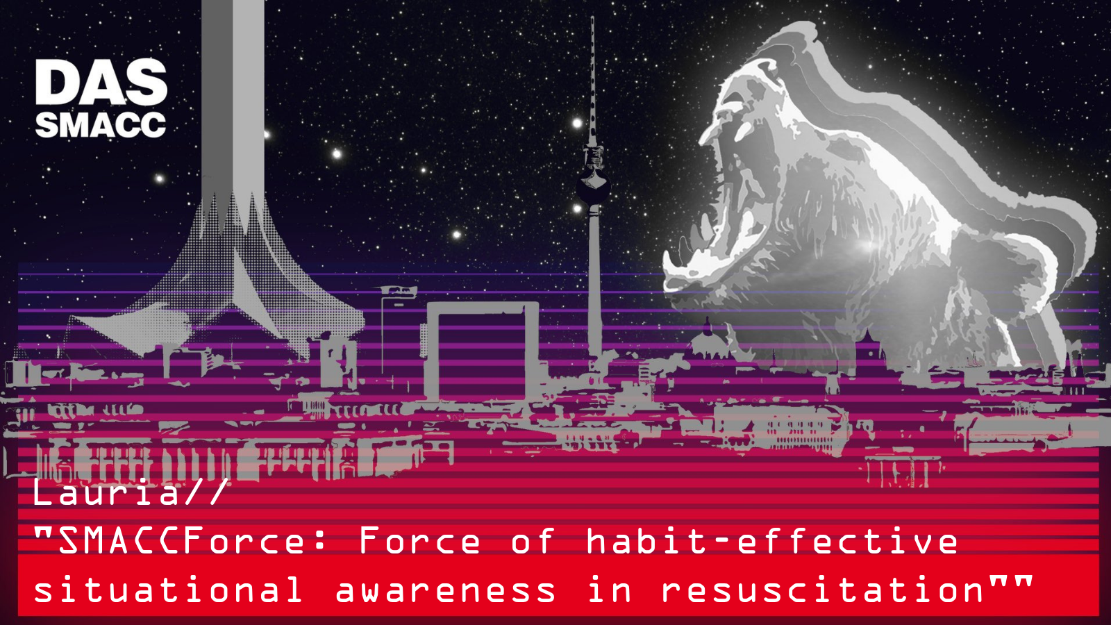 Force of habit-effective situational awareness in resuscitation