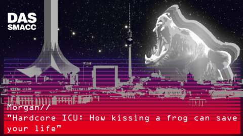 Hardcore ICU: How kissing a frog can save your life